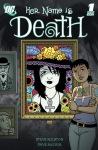 HER NAME IS DEATH #1 por Steve Rolston