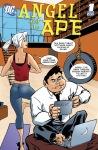 ANGEL AND THE APE #1 por Scott Faulkner