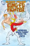 RICHARD DRAGON KUNG-FU FIGHTER #1 por Tony Esteves