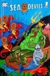 THE SEA DEVILS #1 por Dieter Van der Ougstraete
