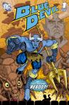 BLUE DEVIL #1 por Indigo Kelleigh
