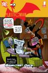 PLASTIC MAN #1 por Jon Morris e Stephen DeStefano