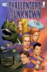 CHALLENGERS OF THE UNKNOWN #1 por Steve Bryant