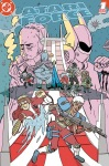 ATARI FORCE #1 por Zack Soto