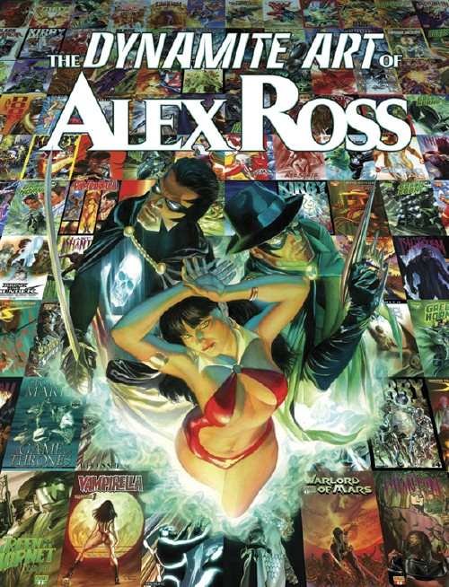 Art Of Ross Cover