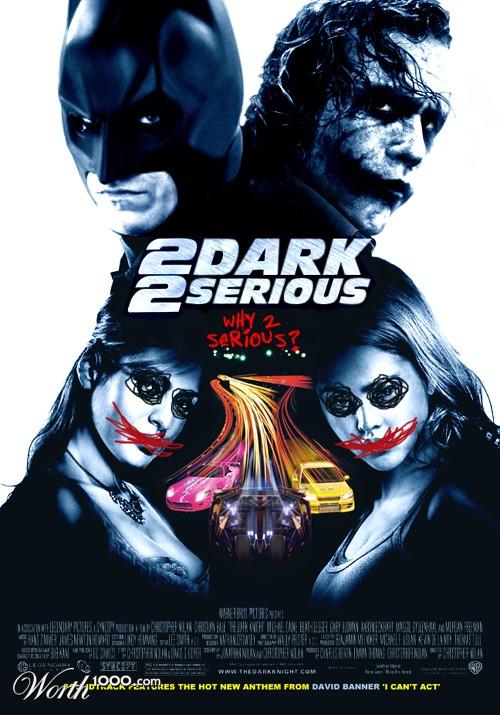 2 Dark 2 Serious