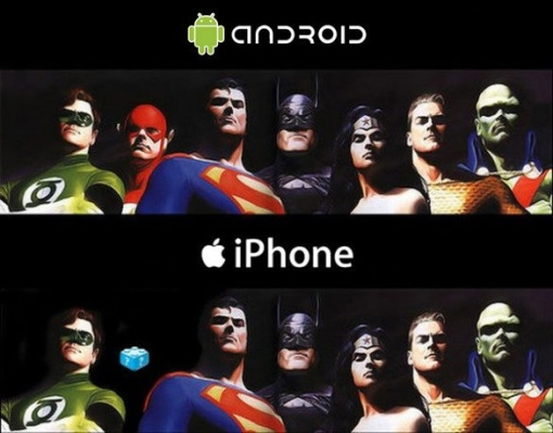 android-x-iphone