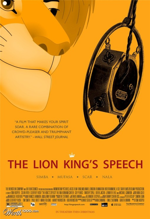The Lion Kings Speech