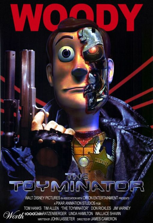 The Toyminator