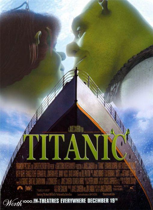 Titanic Shrek
