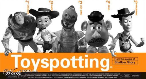 Toyspotting