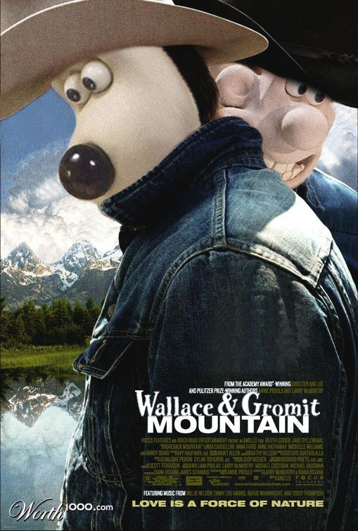 Wallace & Gromit Mountain