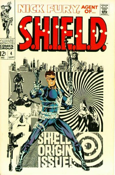 10. Nick Fury, Agent of S.H.I.E.L.D. #4