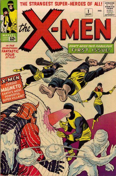 11. X-Men (Volume 1) #1