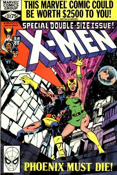 12. X-Men #137