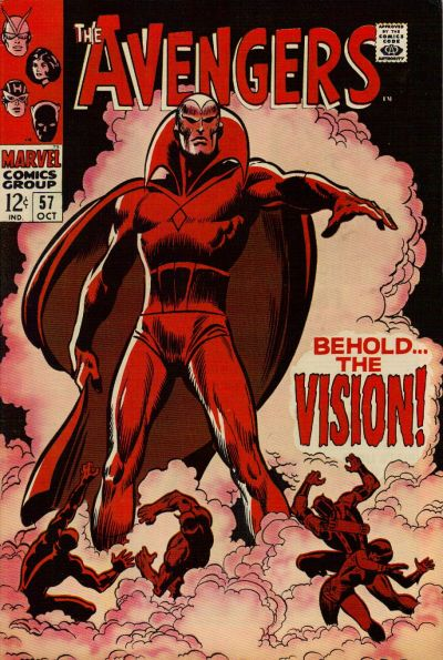 13. Avengers #57