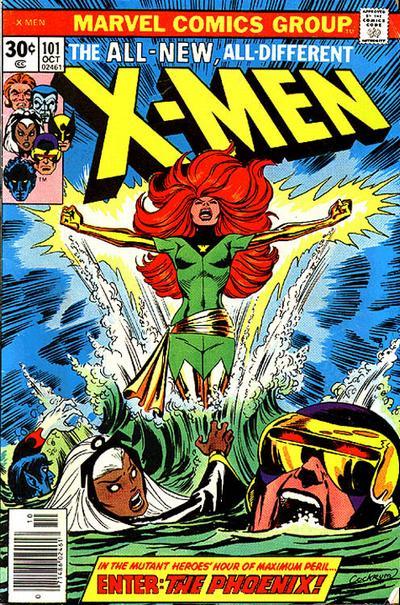 14. X-Men #101