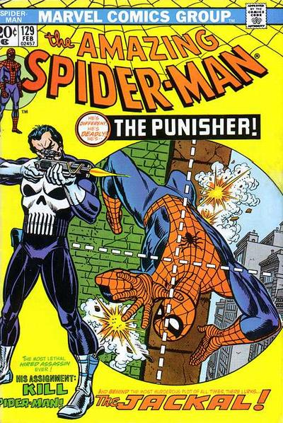 16. Amazing Spider-Man #129