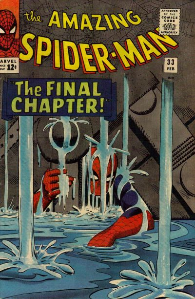 17. Amazing Spider-Man #33