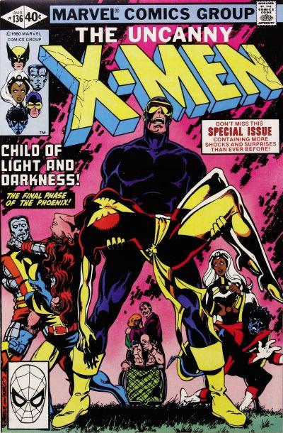 18. X-Men #136