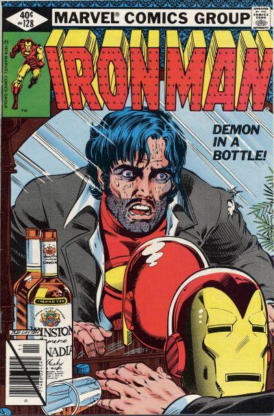 23. Iron Man #128