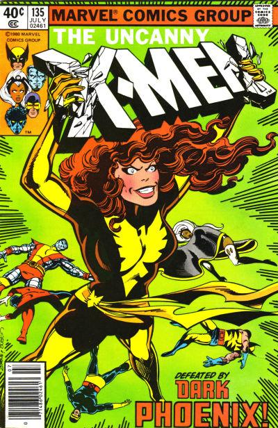 29. X-Men #135