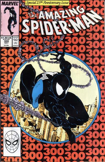 35. Amazing Spider-Man #300