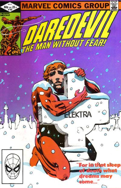 43. Daredevil #182