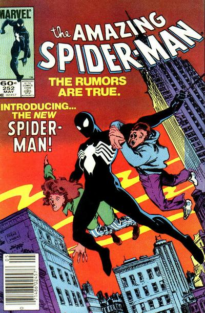 44. Amazing Spider-Man #252