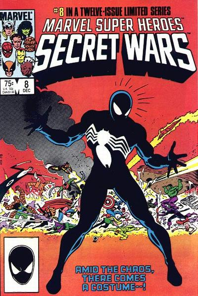 46. Marvel Super Heroes - Secret Wars #8