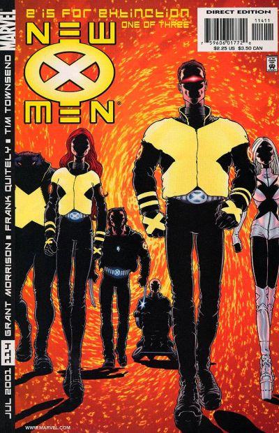 49. New X-Men #114