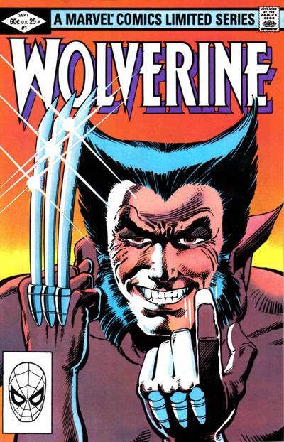 6. Wolverine (mini-series) #1