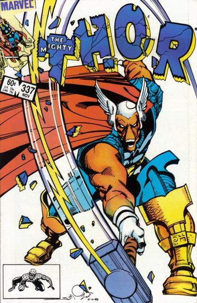 8. Thor #337