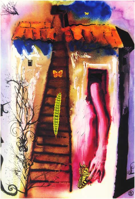 05- O Coelho manda Bill, o lagarto