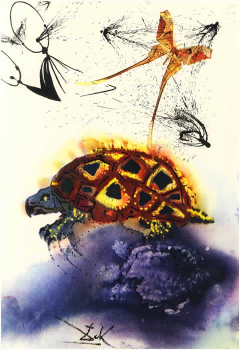 10- A história da falsa tartaruga