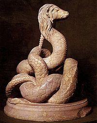 Glykon-statuette