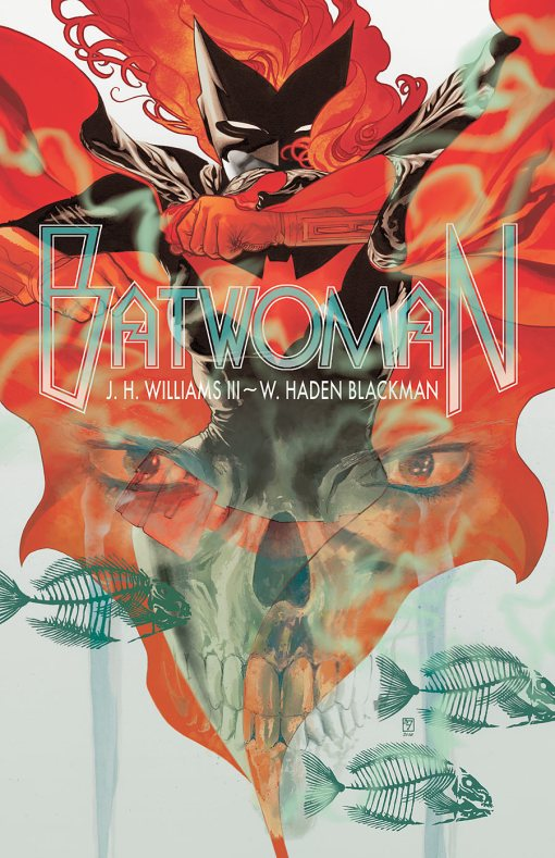 Batwoman #1, by J.H. Williams III