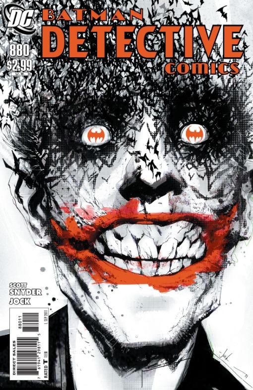 Detective Comics #880, by Jock