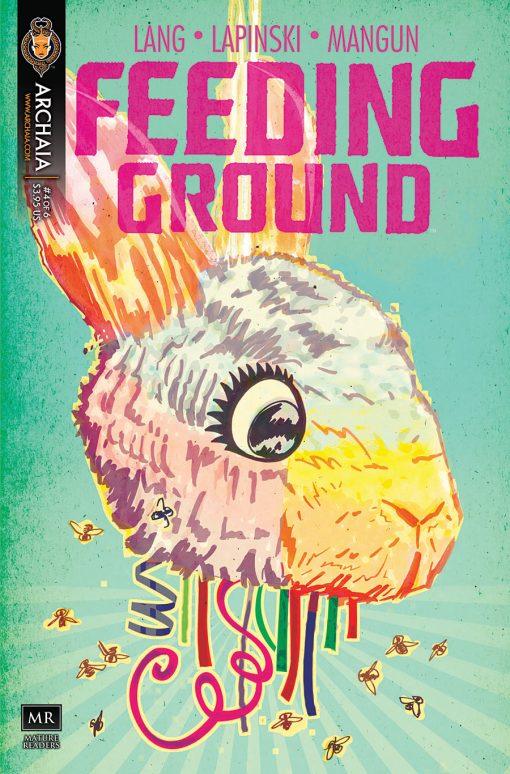 Feeding Ground #4, by Michael Lapinski