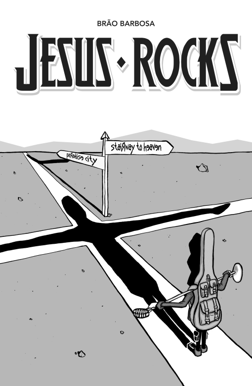 Jesus Rocks - Brão Barbosa