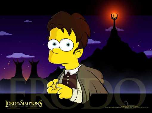 The Lord of the Simpsons 3
