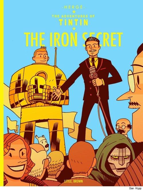 iron tintin