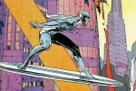 Silver Surfer Moebius Marvel Age 71 detail