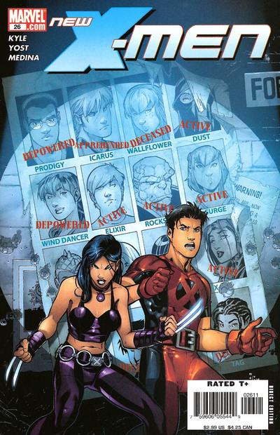 The Uncanny X-Men4