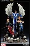Dark X-Men Team-Up Diorama