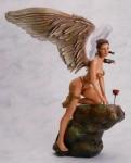 Fantasy Figure Gallery- Her Garden by Boris Vallejo