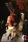 Hellboy Diorama by Ogami