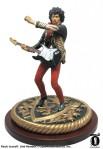 Jimi Hendrix Rock Iconz Statue