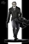 Joker Black & White by Lee Bermejo