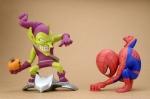 Spider Man & Green Goblin Marvel Deformed
